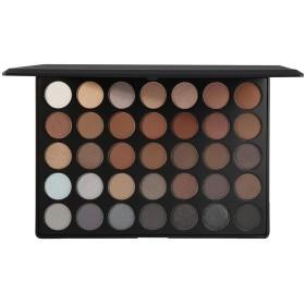 (3 Pack) MORPHE BRUSHES 35 Color Koffee Eyeshadow Palette - 35K (並行輸入品)