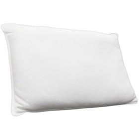 Reowide ラグジュアリーピロー 枕 低反発枕 43×63cm (二層構造) 低反発 ふんわり マイクロファイバー綿 [ 体圧分散 ] ホワイト