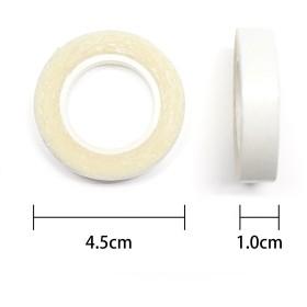 Neitsi(ネイティス) かつら用両面テープ 超強力両面テープ ウィッグ用両面テープ テープ 1個(1.0cm幅白)