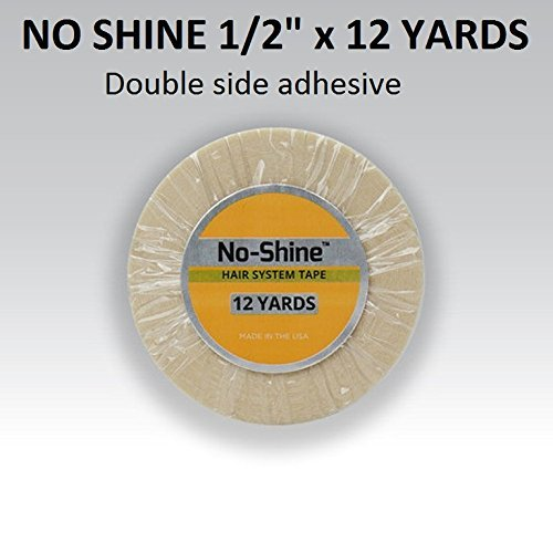 No Shine Bonding Double Sided Tape Walker 1 x 12 Yards