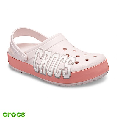 Crocs 卡駱馳 (中性鞋) 經典logo卡駱班 205568-6PR