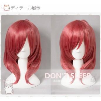 【マッキー】ラブライブ 西木野 真姫 にしきの まき 耐熱 コスプレ ウィッグ かつら cosplay wig ネット付