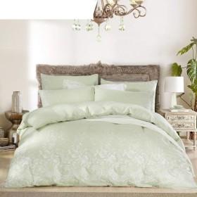 WCH ベッドライニング寝具セット、Cottonashedコットンフォーピースセット、コットンシンプル寝具 ホーム寝具セット (Color : Queen2, サイズ : B)