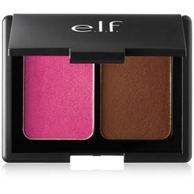(3 Pack) e.l.f. Aqua Beauty Blush & Bronzer - Bronzed Violet (並行輸入品)