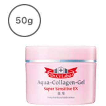 薬用アクアコラーゲンゲルスーパーセンシティブEX50g