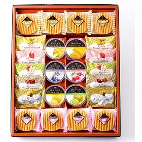 銀座千疋屋 銀座バラエティセット クッキー 焼き菓子セット 詰め合わせ