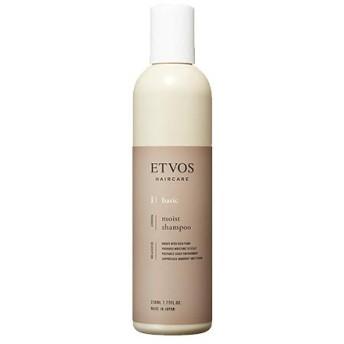 ETVOS(エトヴォス) モイストシャンプー 230ml ノンシリコン/アミノ酸系/弱酸性/保湿 乾燥/フケ/かゆみ対策