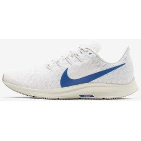 Nike Air Zoom Pegasus 36 [AQ2203-005] Men Running Shoes Platinum Tint/Blue/US 9.5
