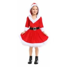 クリスマス衣裳 子供サイズ 舞台用 ステージ用 年始年末 お笑い お化け 飲み会 同窓会 クリスマスパーティへ!! S M L XL