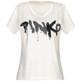 《セール開催中》PINKO レディース T シャツ ホワイト S コットン 100%
