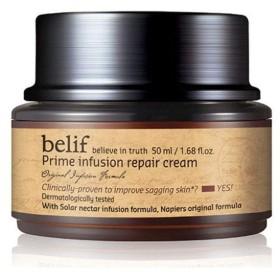 ビリーププライムインフュージョンリペアクリーム50mlシワ改善 韓国コスメ、belif Prime Infusion Repair Cream 50ml Korean Cosmetics [並行輸入品]