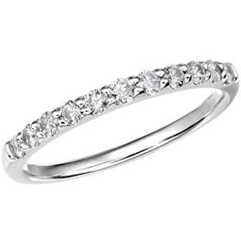 [ジュエリーツツミ]JEWELRY TSUTSUMI プラチナダイヤモンドリング LFR427 7号