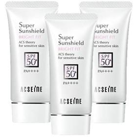 【3本セット】アクセーヌ スーパーサンシールドブライトフィット《40g》