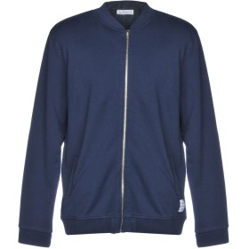 《セール開催中》ALTERNATIVE メンズ スウェットシャツ ダークブルー M ポリエーテル 67% / コットン 33%