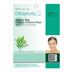 ダーマル 緑茶エッセンスマスク 10枚セット