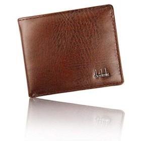 Men club プレミアム 財布 メンズ 二つ折り 本革 大容量 カード収納 レザー 小銭入れ スキミング防止 化粧箱入り ビジネス プレゼント 便利