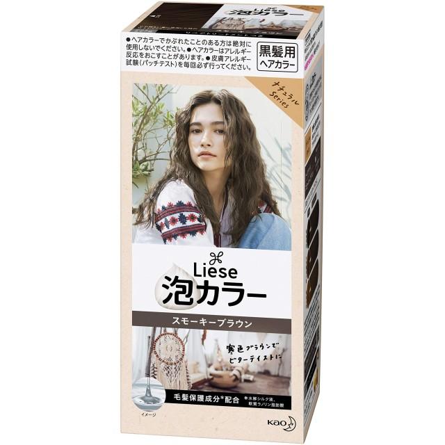 リーゼ 泡カラー スモーキーブラウン 108ml 【医薬部外品】