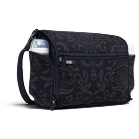 Built The Station Convertible Diaper Bag, In Night Damask by Built NY [並行輸入品]
