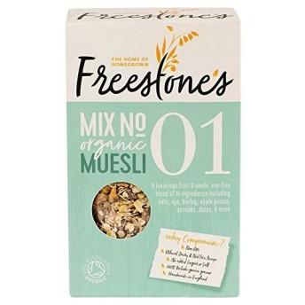 [Freestone ] 軟石のミックス01古典的なミューズリー500グラム - Freestone's Mix 01 Classic Muesli 500g [並行輸入品]