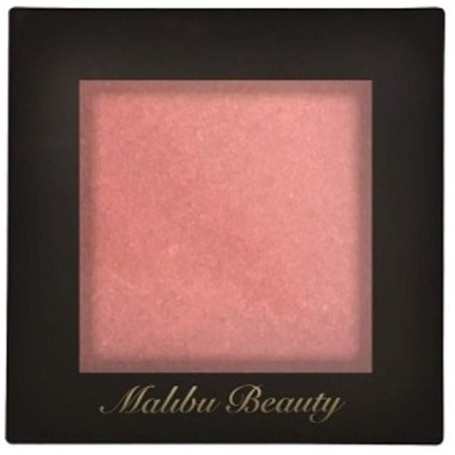 マリブビューティー シングルアイシャドウ ピンクコレクション シェルピンク MBPK-02 1.6g