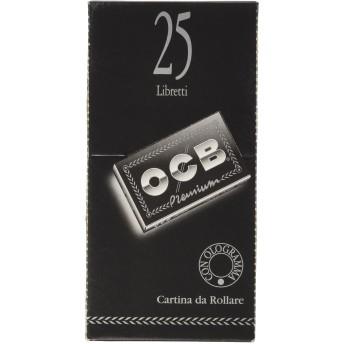 パッケージOCB DOUBLE 25個入りブラックシガレット用パッケージ