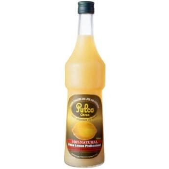 ドーバー プルコ レモン プロフェッショナル濃縮レモン果汁 700ml