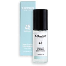 W.DRESSROOM Dress & Living Clear Perfume fragrance 70ml (#No.45 Morning Rain) /ダブルドレスルーム ドレス&リビング クリア パフューム 70ml (#No.45 Morning Rain)