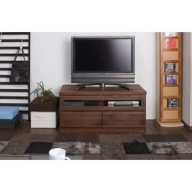 TVボード 幅100cm ブラウン TE-0004