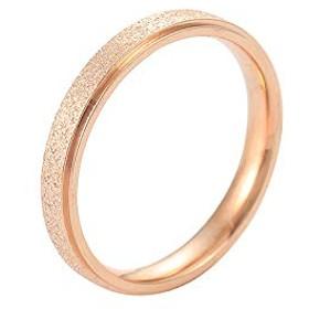 指輪の女性の人さし指のファッション的な個性のバラの金の砂の尾の指輪の女性