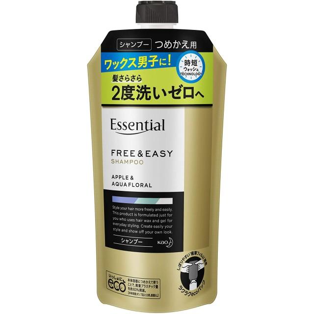 エッセンシャル フリー&イージー シャンプー つめかえ用 300ml