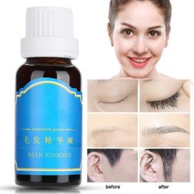 多機能ヘアエッセンス、ダメージを受けた髪のために、全体的な髪の状態を改善し、まつげ、眉毛、ひげの成長を促します。
