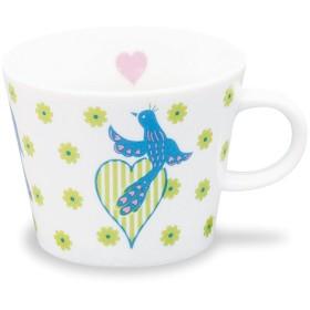 マグカップ マグ 北欧 かわいい isso ecco マグカップ ハミングバード