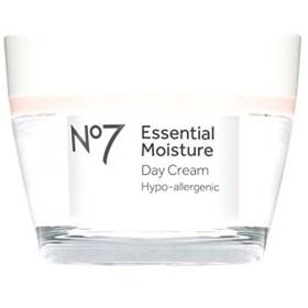 No7 Essential Moisture Day Cream 50ml - No7不可欠な水分デイクリーム50ミリリットル (No7) [並行輸入品]