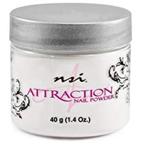 NSI Attraction Nail Powder - Natural - 1.4oz / 40g