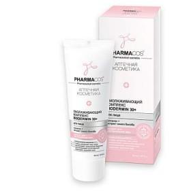 Bielita & Vitex Pharmacos Line | Moisturizing Anti Wrinkle Facial ComplexBiodermin 30+ for All Skin Types, Sensitive Skin, 50 ml | Collagen, Ginkgo Biloba, Vitamins
