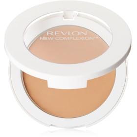 Revlon 新しいコンプレワンステップメイク、SPF 15、ナチュラルベージュ04、0.35オンス(2パック)