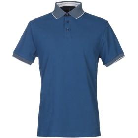 《セール開催中》HACKETT メンズ ポロシャツ ブルー XS コットン 92% / ポリウレタン 8%