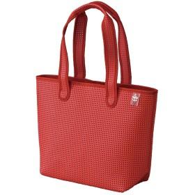 SPICE OF LIFE 鞄 ライトバッグ レッド 45×16×33.5cm EVA 軽量 メッシュ 水に強い トートバッグ PTLN1710RD