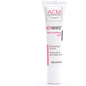 Wockhardt Depiwhite Eye Contour Gel With Refreshing Action For Anti Puff And Anti Dark Circle 15 ml
