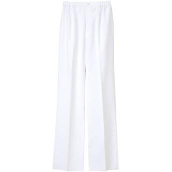 ナガイレーベン 女子パンツ EH-3773(S)ホワイト
