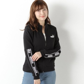 ジャケット レディース アウトドアジャケット レディース AMPLIFIED スウェットジャケット 「ブラック」