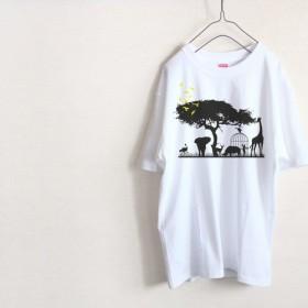 動物たちの動物園 Tシャツ(ハイグレード)