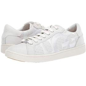 [アグ] レディーススニーカー・靴・シューズ Milo Graphic White (23.5cm) B - Medium [並行輸入品]