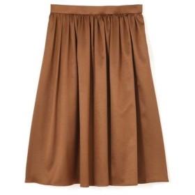 [マルイ]【セール】◆大きいサイズ◆トリアセエンボススカート/ナチュラルビューティー ラージ(NATURAL BEAUTY LARGE)