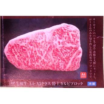 黒毛和牛ロース肉 500g/すき焼き しゃぶしゃぶ(セット)