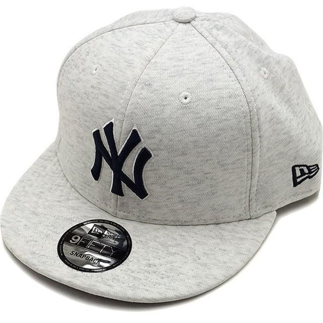 ニューエラ キャップ NEWERA 9FIFTY スウェットキャップ ニューヨーク・ヤンキース フリーサイズ メンズ レディース 帽子 HEATHER グレー系 12108864 FW19