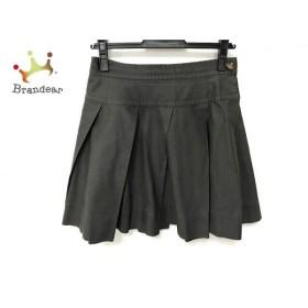 ヴィヴィアンウエストウッドレッドレーベル スカート サイズ2 M レディース 美品 カーキ 新着 20190911