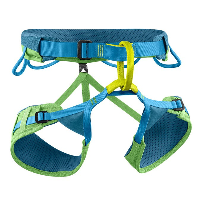 【2019最新款】德國EDELRID JAY III 吊帶(藍綠) S/M/L三種尺寸