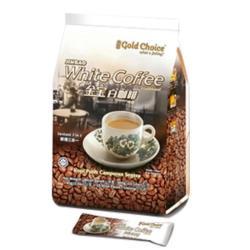 【馬來西亞 金寶】白咖啡(特濃)-4袋/組