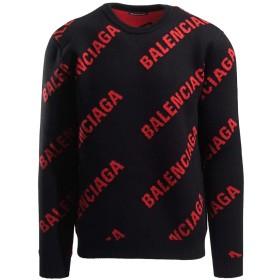 (バレンシアガ) BALENCIAGA クルーネック セーター Sサイズ L/S CREWNECK [並行輸入品]